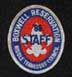 1988 Staff Hat Patch