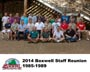 2014 Reunion. 1985-1989 Group.