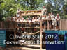 CubWorld Staff, 2012