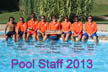 Pool Staff, 2013. Collection of Bradly Buck.