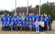 Webelos Winter Camp Staff, 2018. Craig Carpenter Collection.
