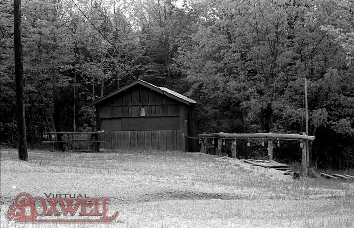Parnell Trading Post, April 1972