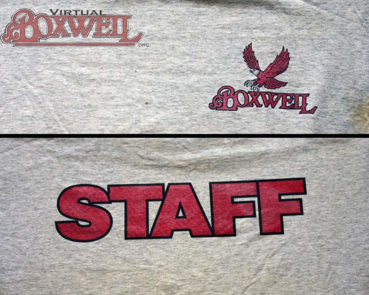 1997 staff shirt