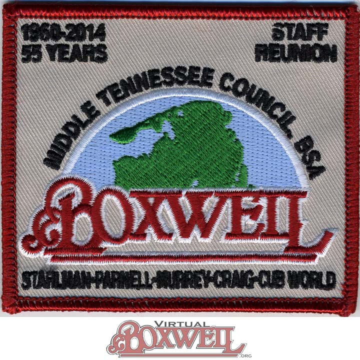 Reunion Patch