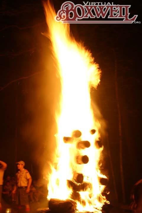 Sunday Night Campfire