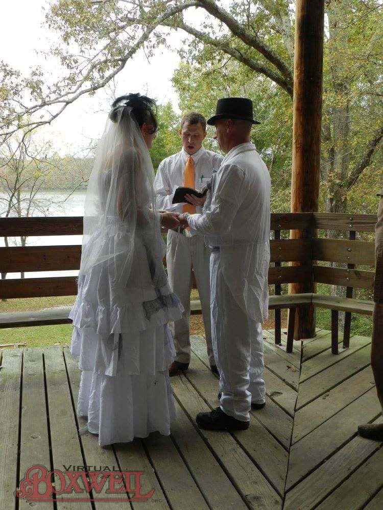 Zumbro wedding