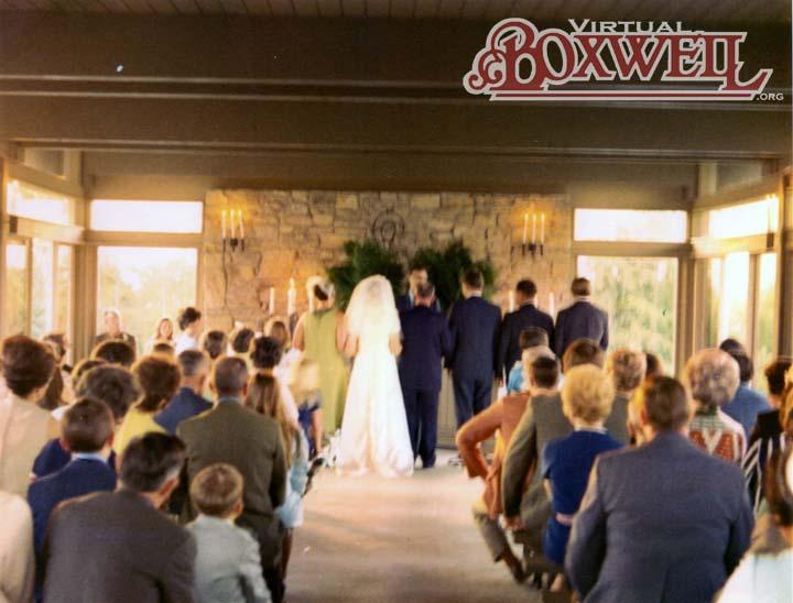 McWilliams wedding
