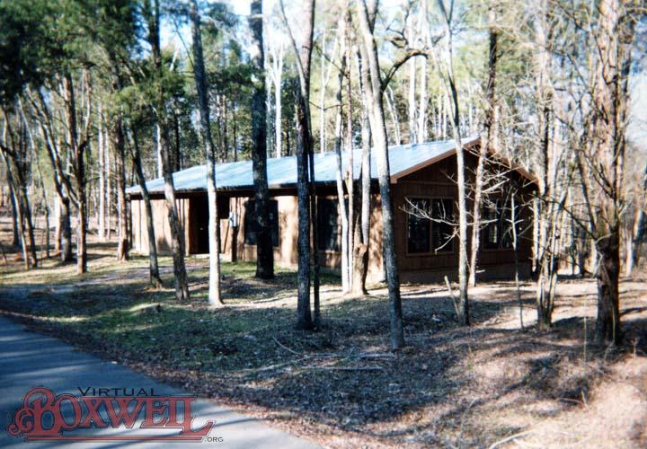 Stahlman Staff Hut