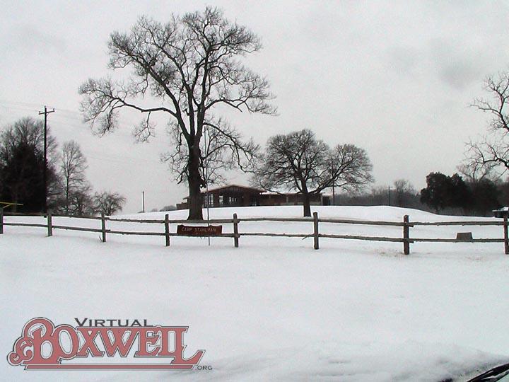 Stahlman, snow