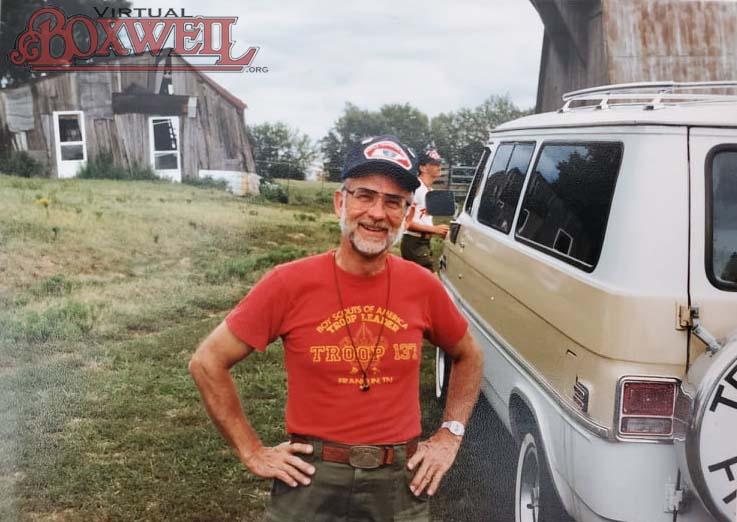 Billy Walker, ca. 1985