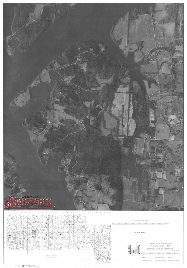 Boxwell Corps Map