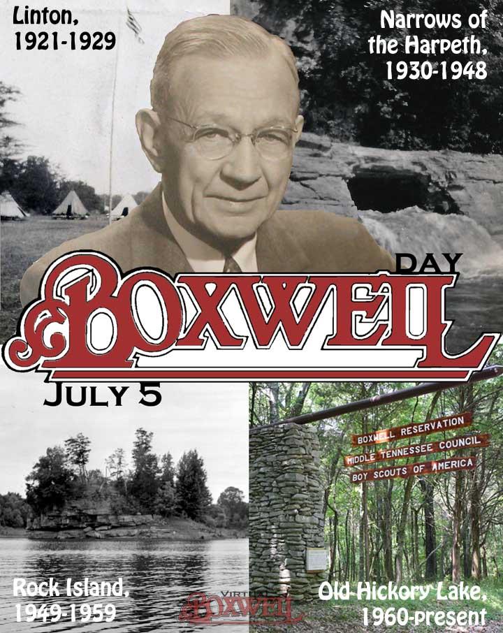 Boxwell Day