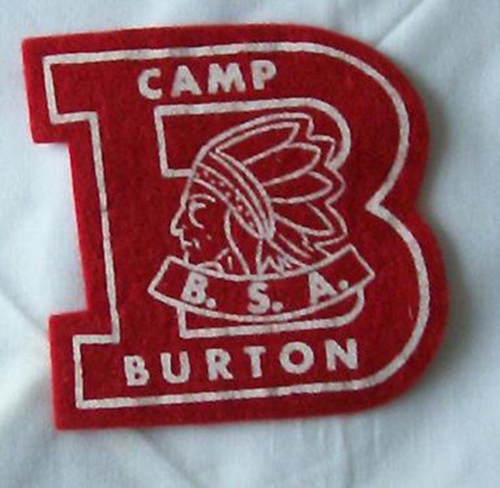 Camp Burton Red