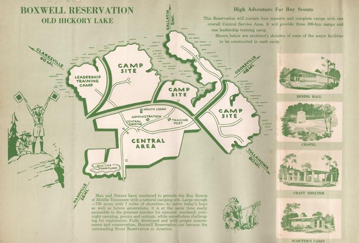 1959 capital campaign