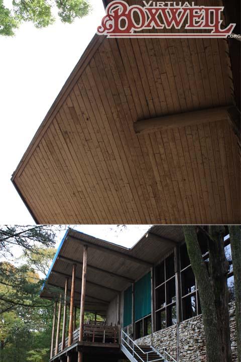 Veranda Roof