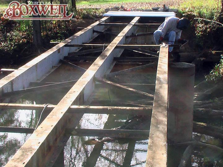 Bridge Renovations 2
