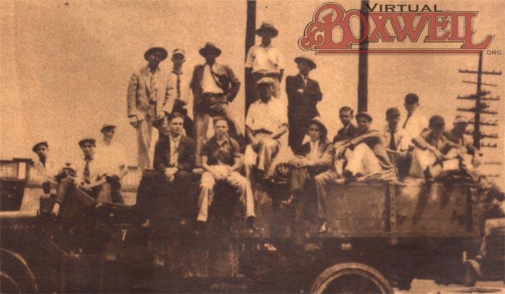 Camp Truck, 1929