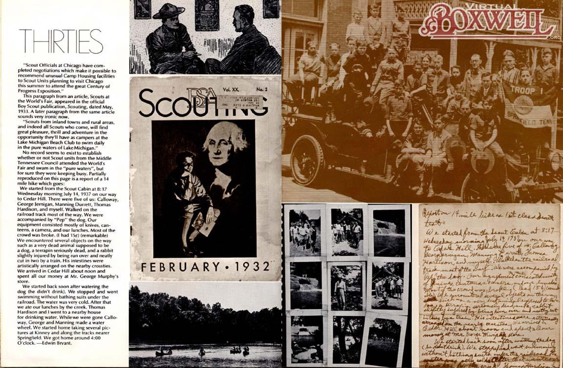 Thirties, Century