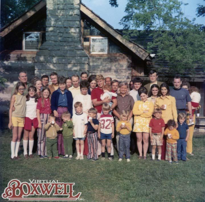 Murrey Familes, 1971