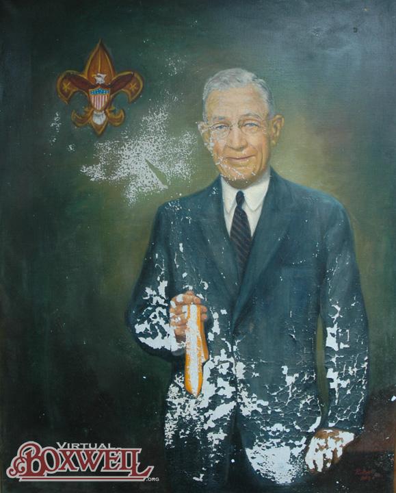 Murrey Portrait