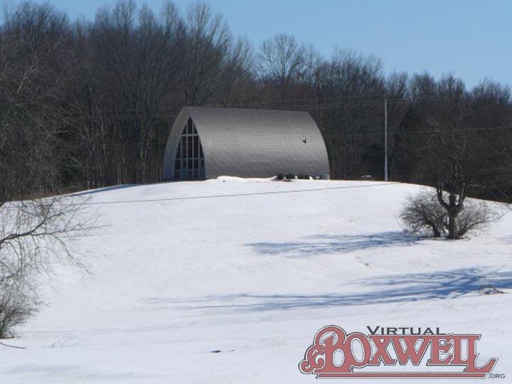 OA Lodge Snow