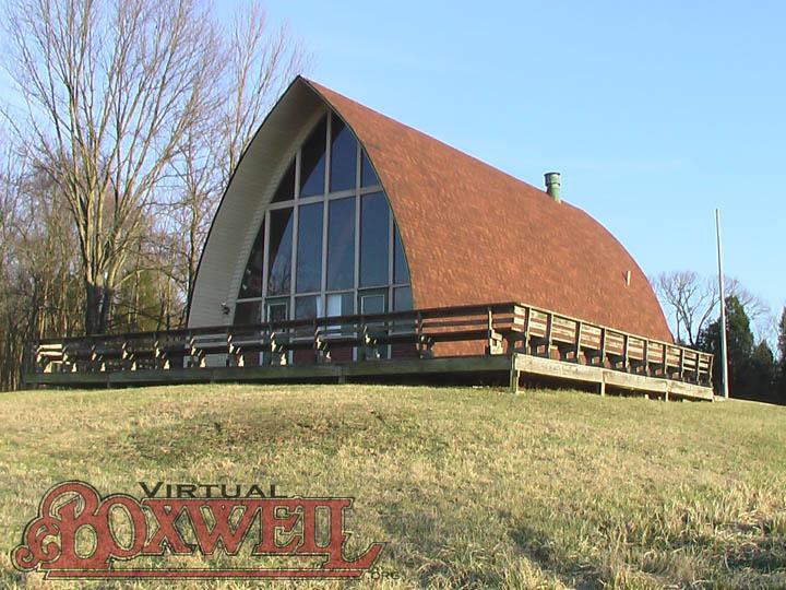 Lodge, Pre-Renovate