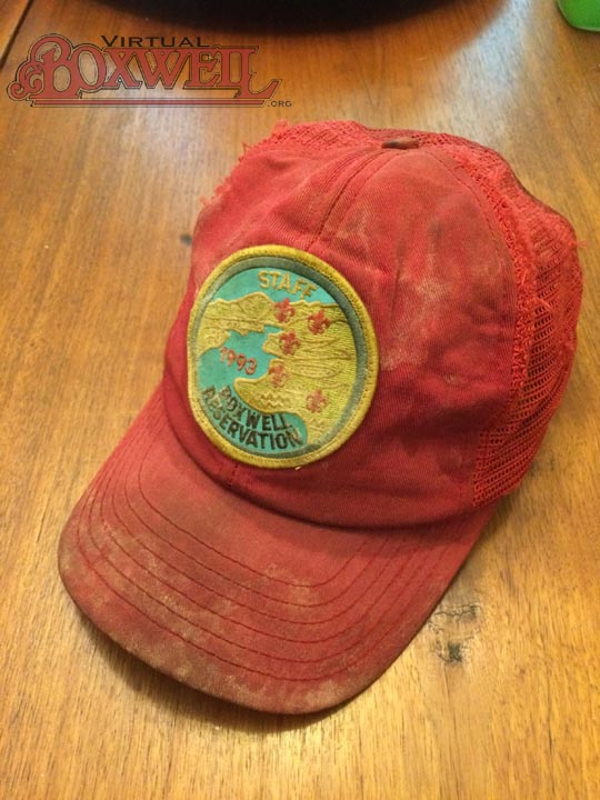 1993 Staff hat1