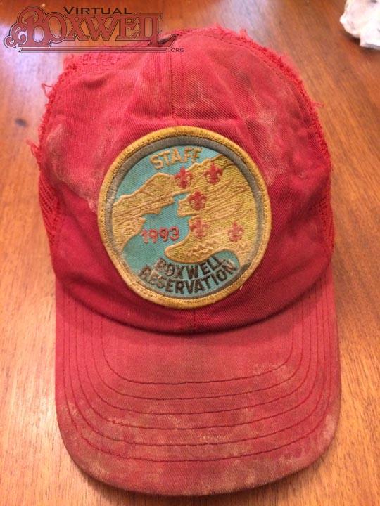 1993 Staff hat 2