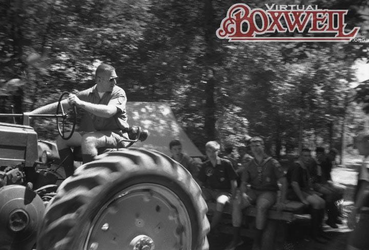 Eckert Tractor
