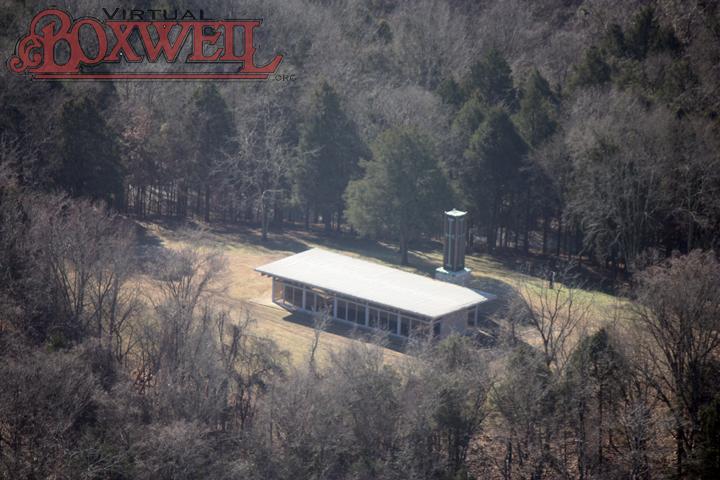 Chapel Aerial