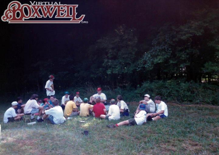Neal, Brownsea, 1993
