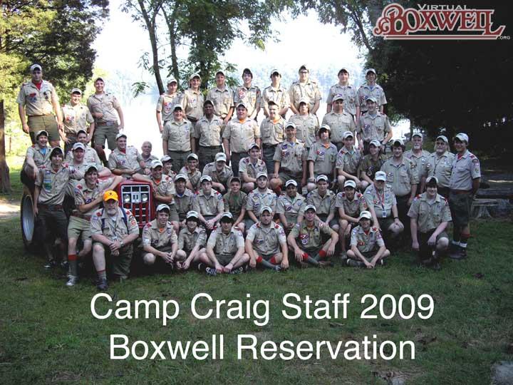 Craig Staff, 2009