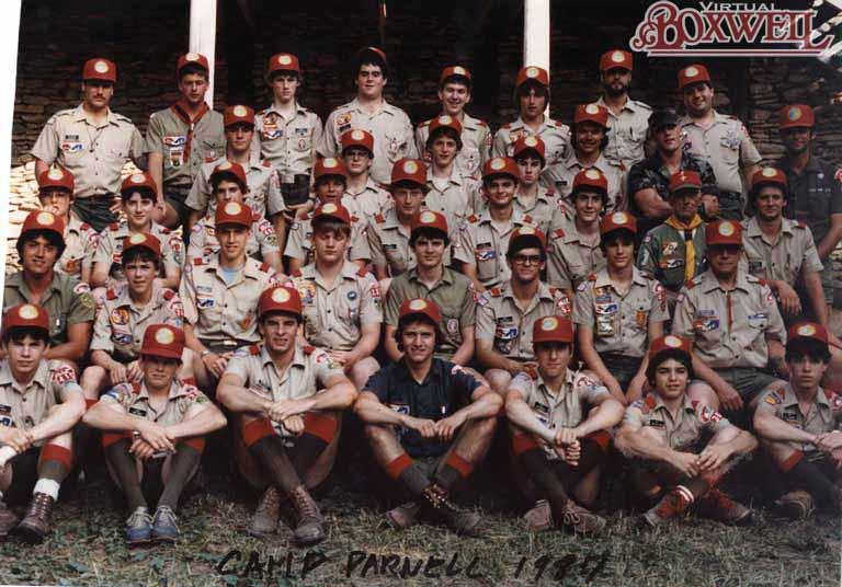 Craig Staff, 1983