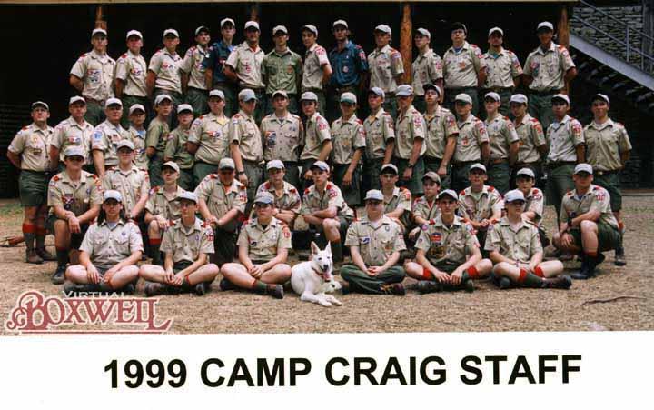 Craig Staff, 1999