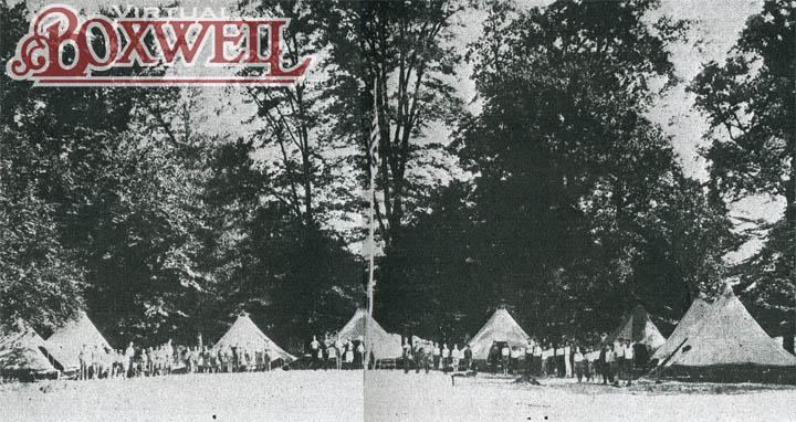 Linton Campsite