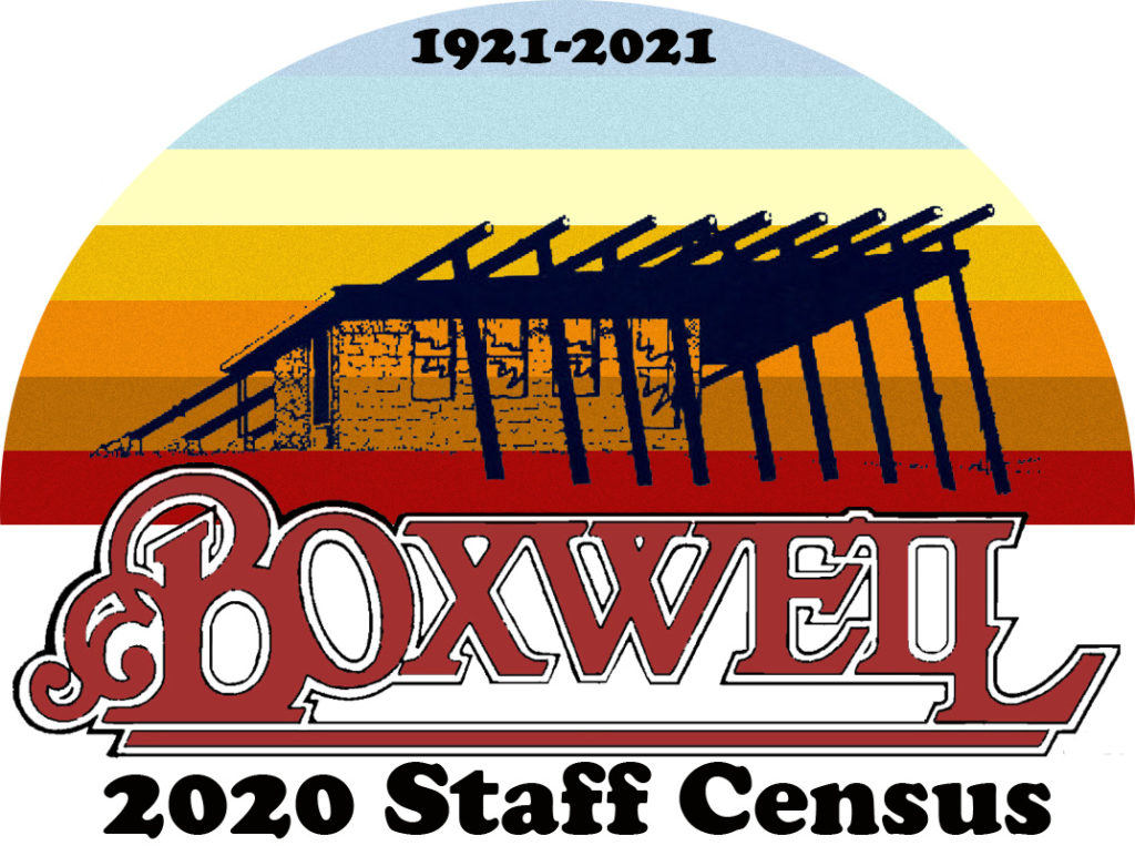 2020 Staff Census