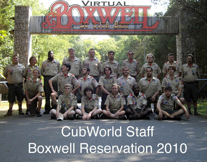 CubWorld Staff, 2010