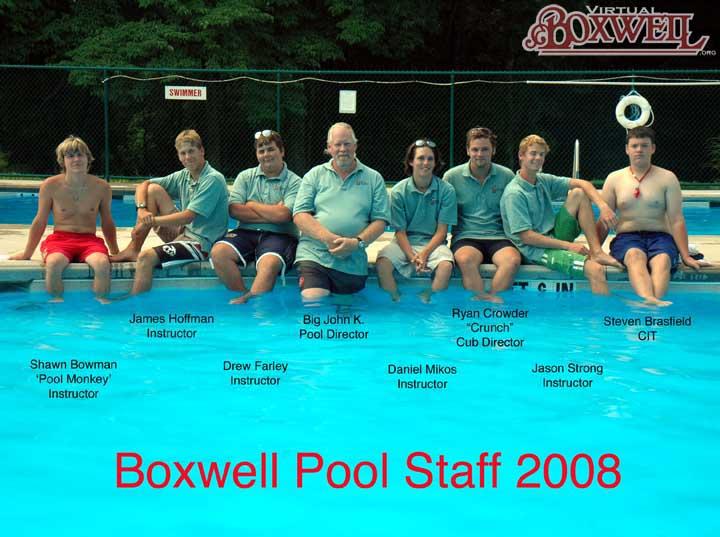 Pool 2008