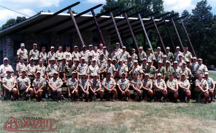 Reservation Staff, 2000