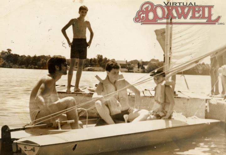 Skip Dow. Boat Harbor.