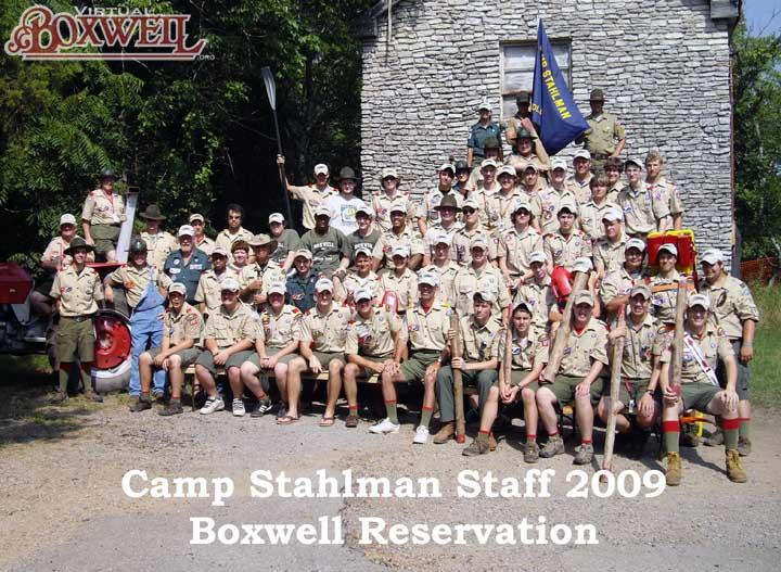 Stahlman Staff, 2009