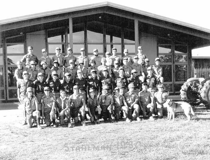 Stahlman Staff, 1980