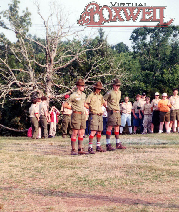 Color Guard, 2000